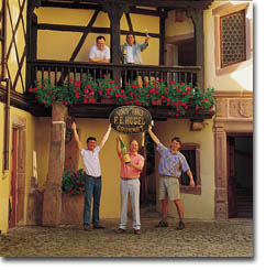 The Hugel Family, Pioneers of Winegrowing in Alsace